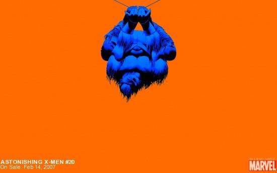 Astonishing X-Men #20 Wallpaper