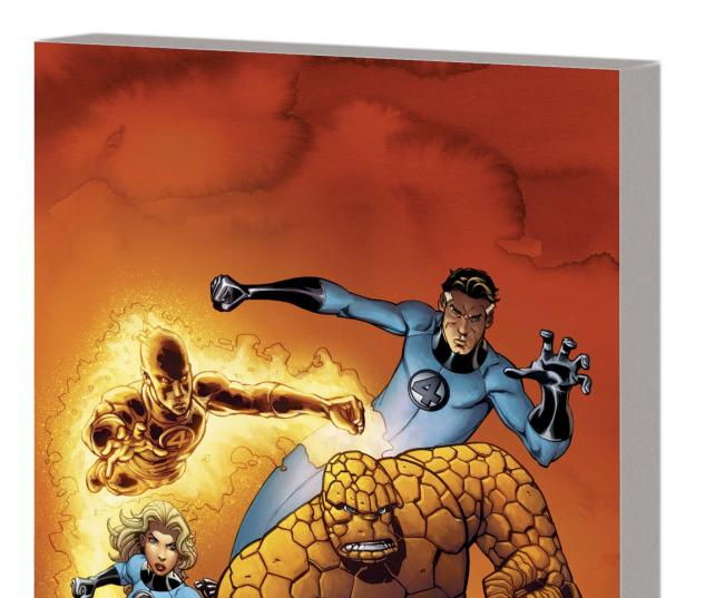 Fantastic Four by Waid & Wieringo Ultimate Collection Book 3 #1