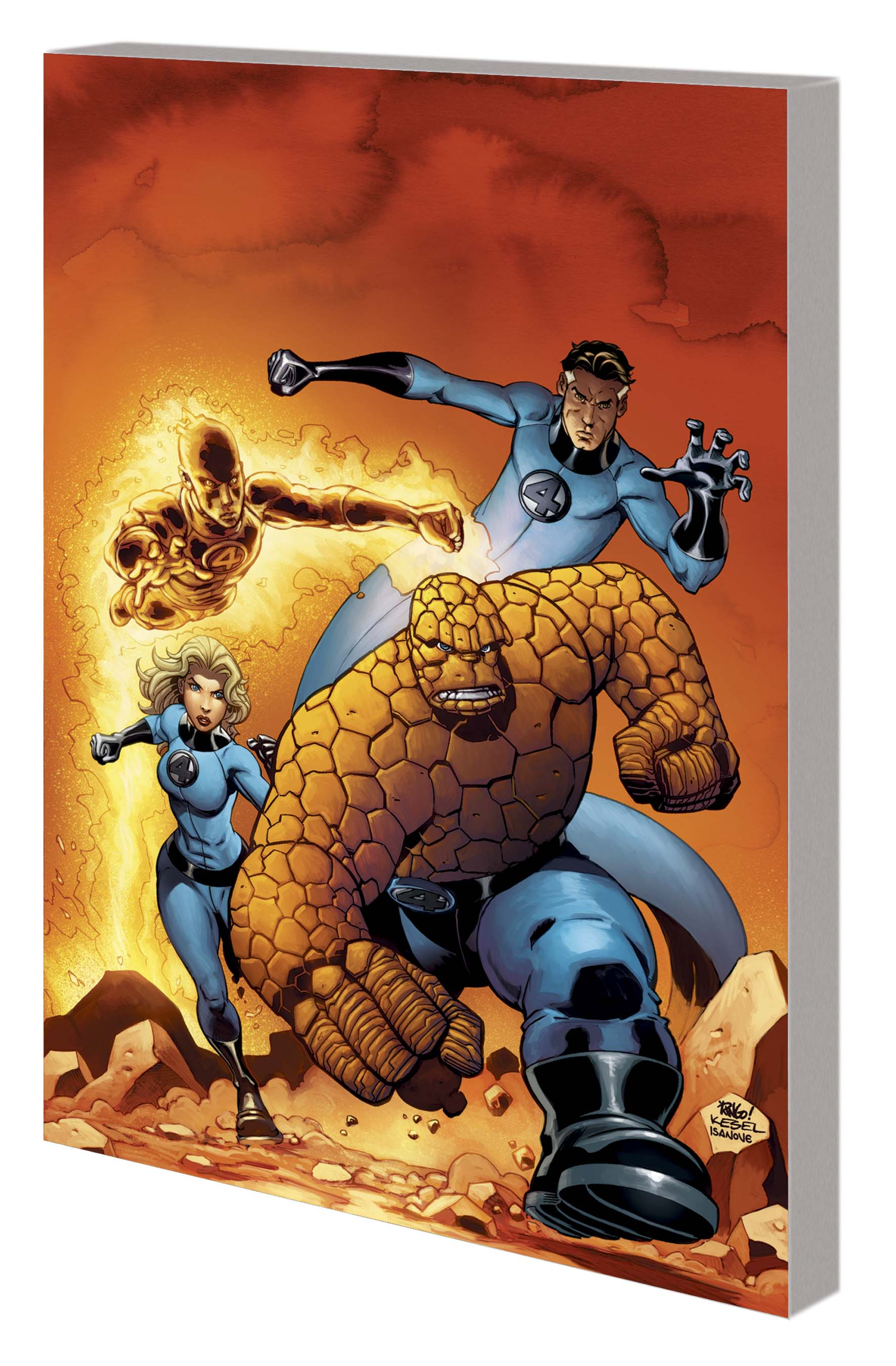 Fantastic Four by Waid & Wieringo Ultimate Collection Book 3 (Trade Paperback)