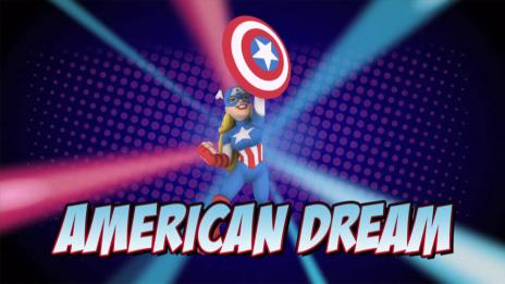 Super Hero Squad Online: American Dream vignette