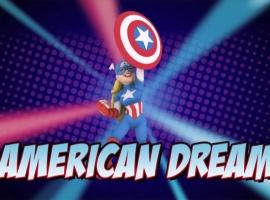 Super Hero Squad Online: American Dream vignette