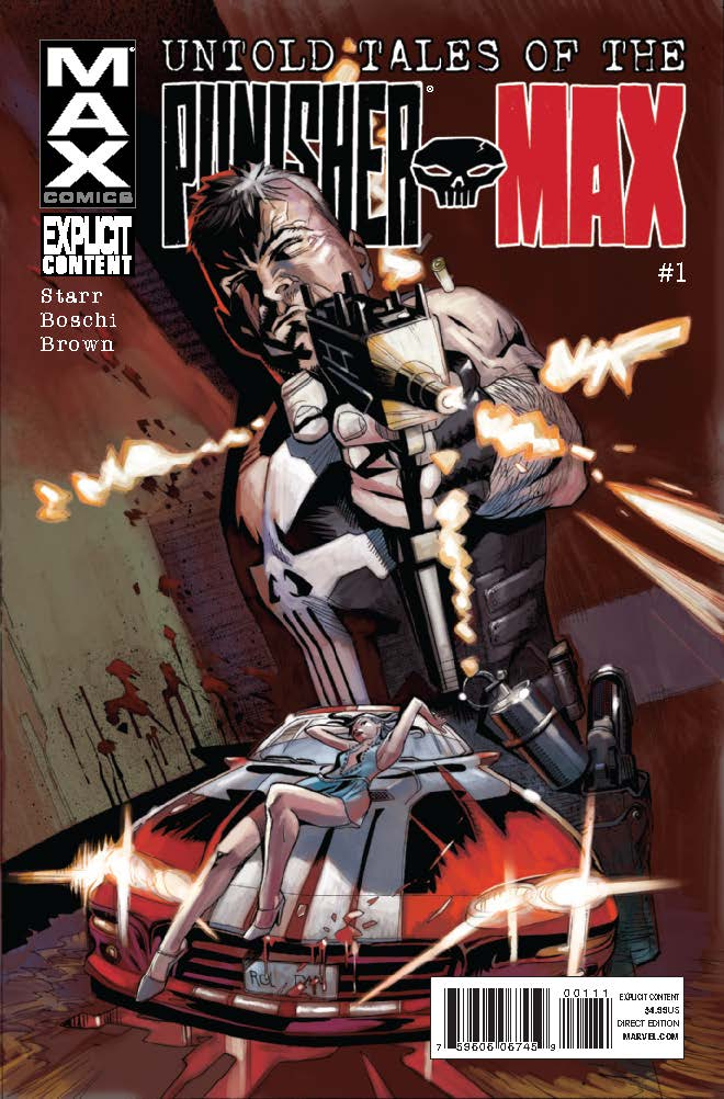 Untold Tales of the Punisher Max (2010) #1
