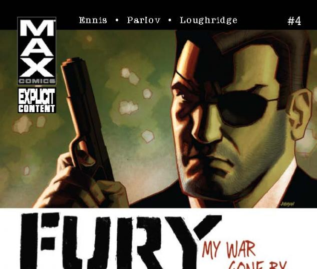 FURY MAX 4