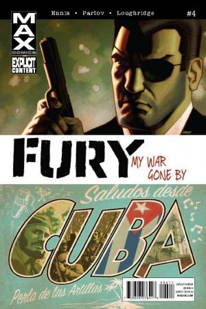 Fury Max (2011) #4