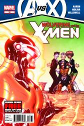 Wolverine & the X-Men #18