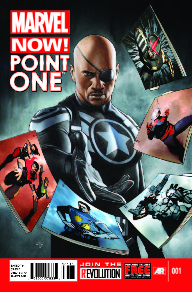 Marvel Now! Point One (2012) #1