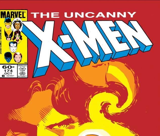 Uncanny X-Men (1963) #174 Cover