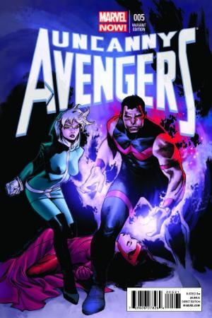 Uncanny Avengers (2012) #5 (Coipel Variant)