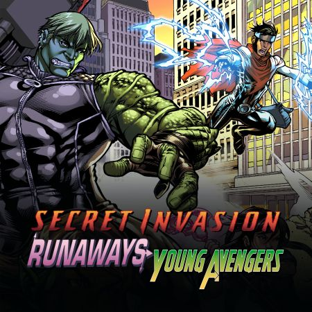 Secret Invasion: Runaways/Avengers