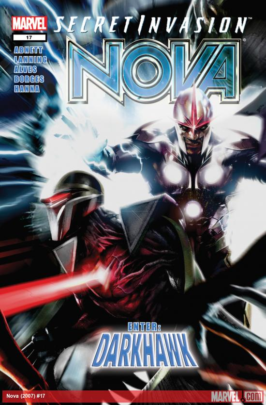 Nova (2007) #17