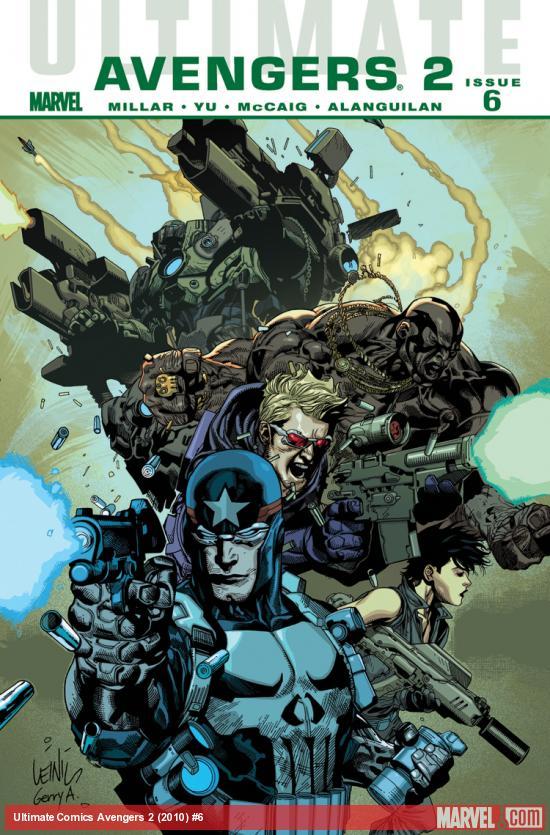 Ultimate Comics Avengers 2 (2010) #6