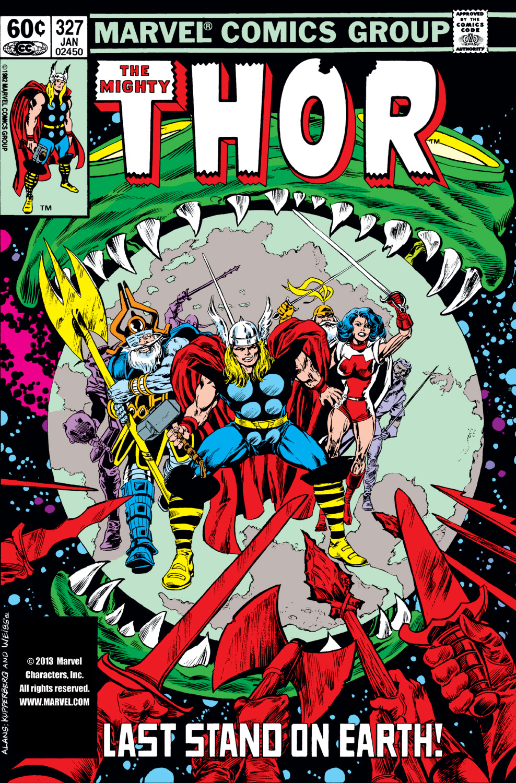Thor (1966) #327
