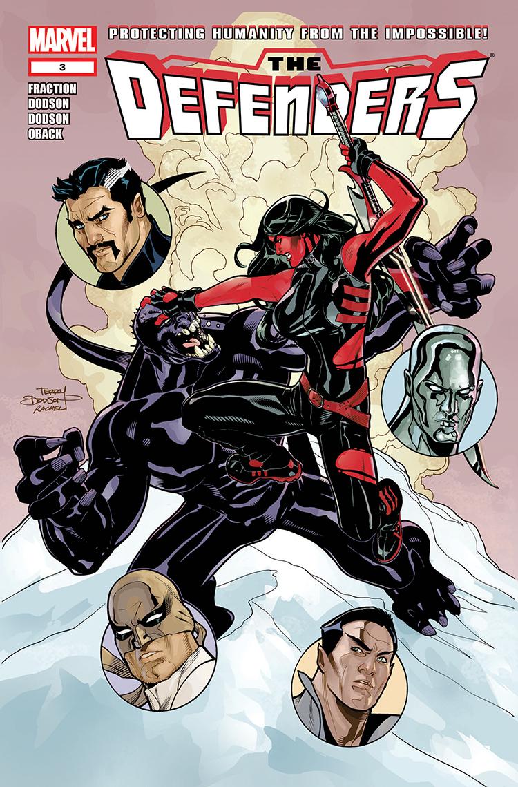 Defenders (2011) #3