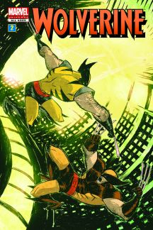 Wolverine Comic Reader #2