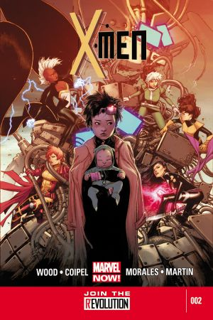 X-Men (2013) #2