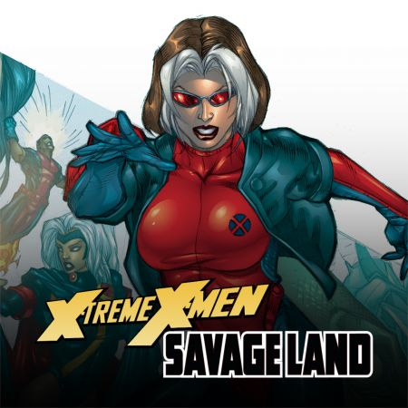 X-Treme X-Men: The Savage Land (2001 - 2002)