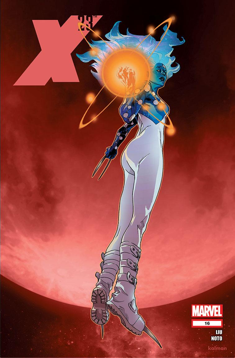X-23 (2010) #16