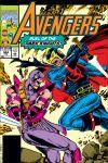 Avengers (1963) #344 Cover