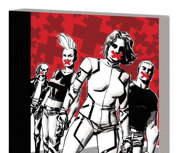 ULTIMATE COMICS X-MEN BY BRIAN WOOD VOL. 2 TPB