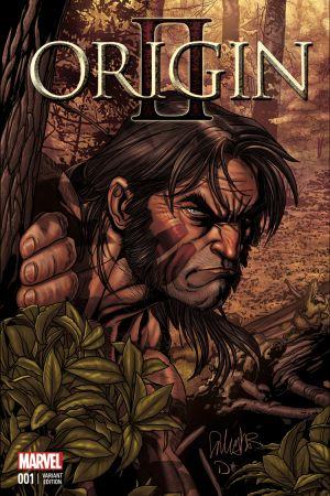Origin II (2013) #1 (Larroca Variant)