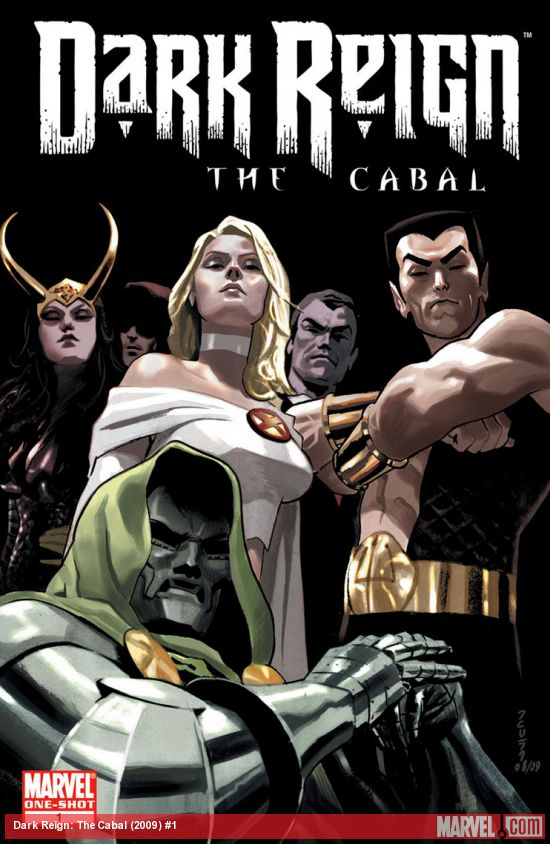 Dark Reign: The Cabal (2009) #1