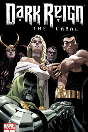 Dark Reign: The Cabal #1
