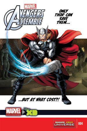 Marvel Universe Avengers Assemble #4