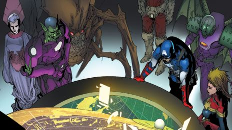 Marvel AR: Avengers #21 Cover Recap