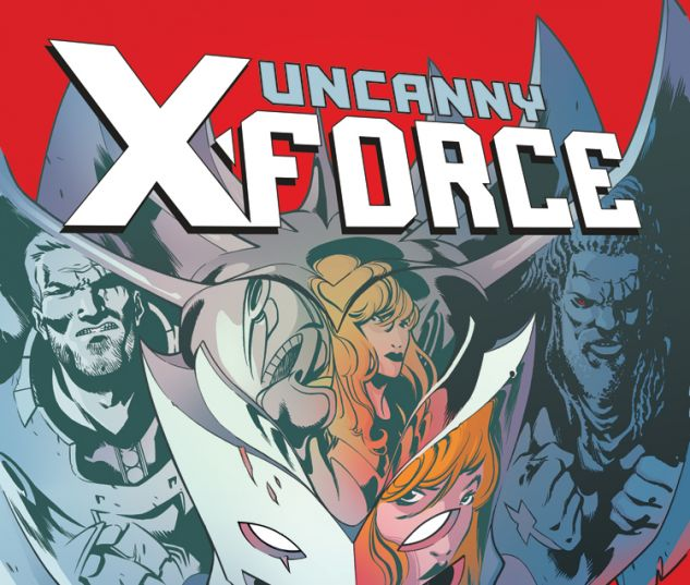 UNCANNY X-FORCE 17 (XFV, WITH DIGITAL CODE)