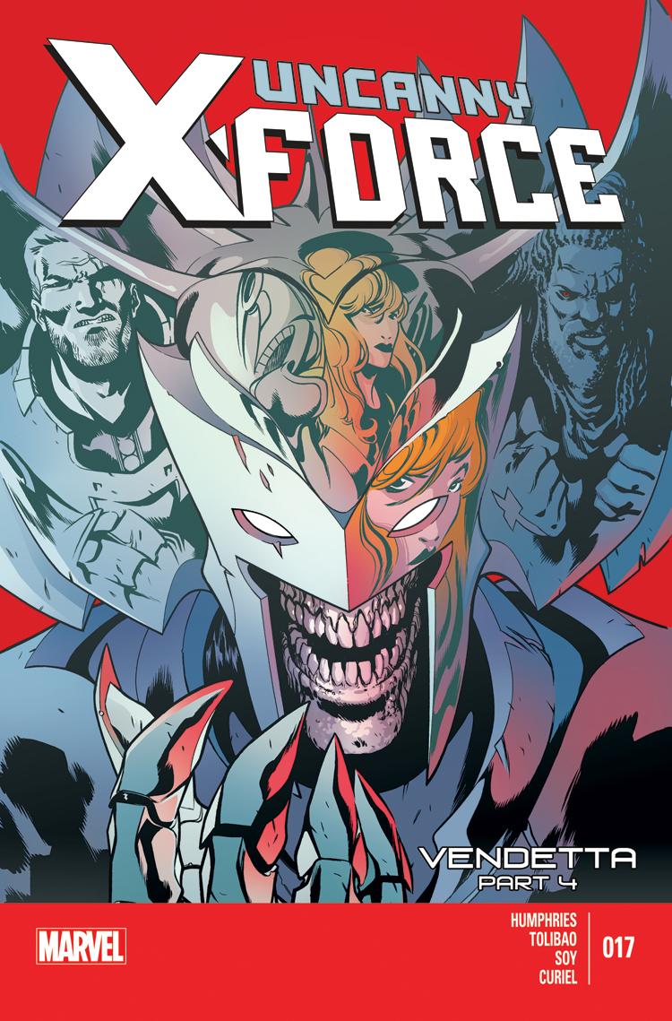 Uncanny X-Force (2013) #17