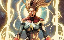 Take Flight with Captain Marvel Pt. 1