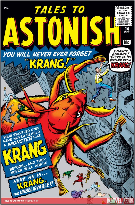 Tales to Astonish (1959) #14