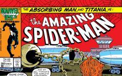 Amazing Spider-Man (1963) #283 Cover