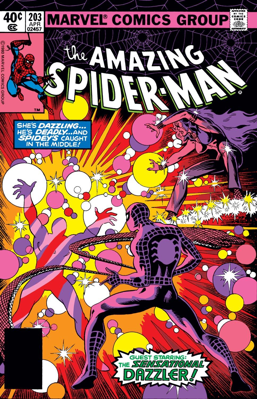 The Amazing Spider-Man (1963) #203