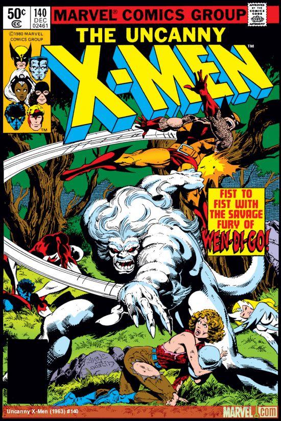 Uncanny X-Men (1963) #140