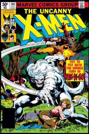 Uncanny X-Men #140
