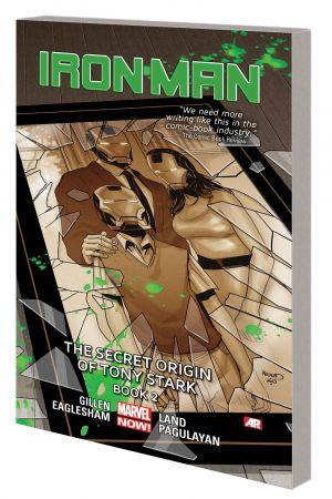 Iron Man (Trade Paperback)