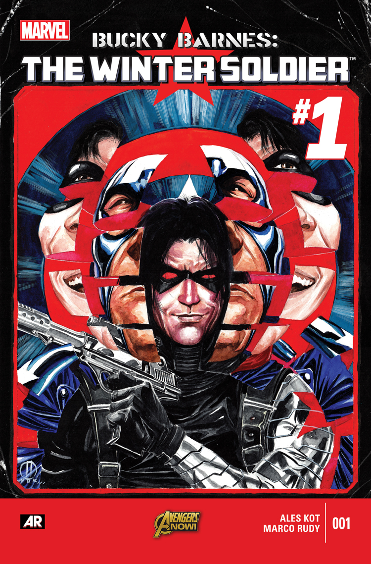 Bucky Barnes: The Winter Soldier (2014) #1
