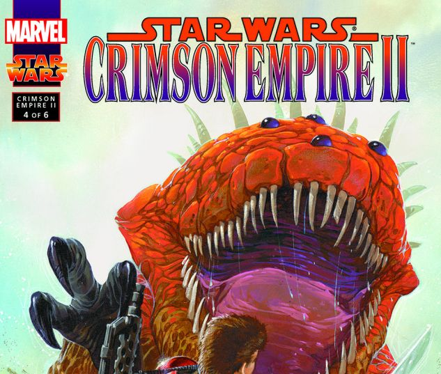 Star Wars: Crimson Empire II - Council Of Blood (1998) #4