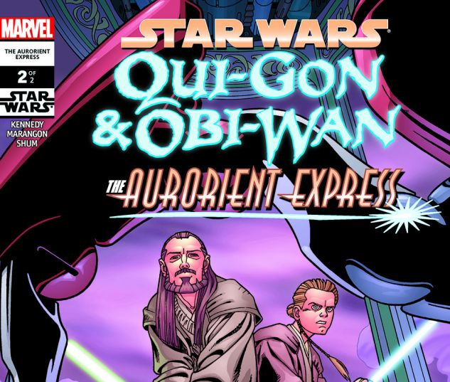 Star Wars: Qui-Gon & Obi-Wan - The Aurorient Express (2002) #2