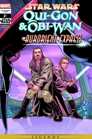 Star Wars: Qui-Gon & Obi-Wan - The Aurorient Express #2