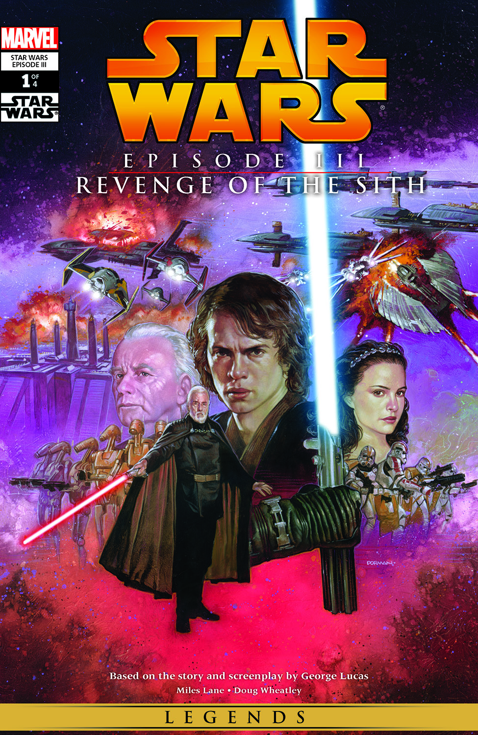 Star Wars: Episode Iii - Revenge Of The Sith (2005) #1
