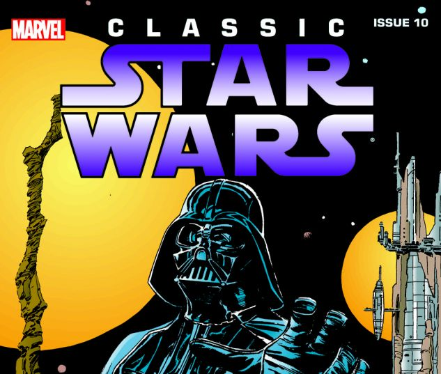 Classic Star Wars (1992) #10