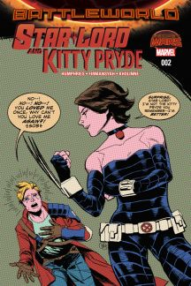 Star-Lord and Kitty Pryde #2