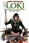 cover from Loki: Agent of Asgard (2014) #17