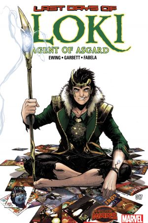 Loki: Agent of Asgard (2014) #17
