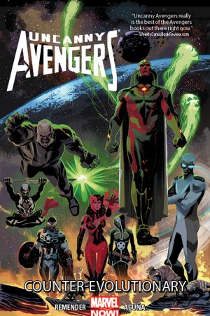 Uncanny Avengers Vol. 1: Counter-Evolutionary (Trade Paperback)