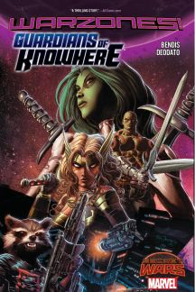 Guardians of Knowhere (Trade Paperback)
