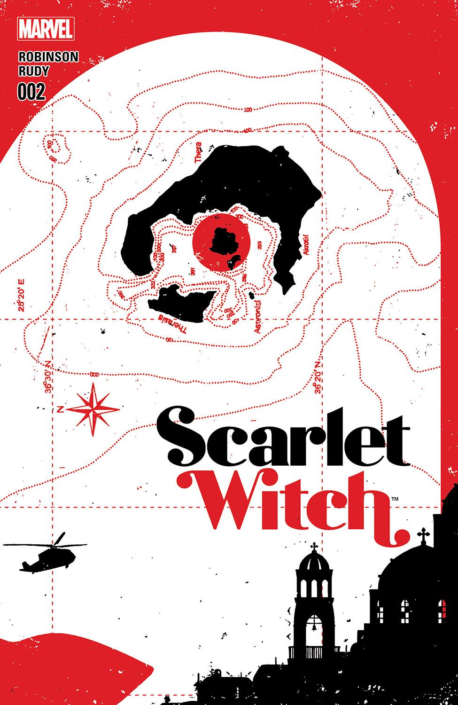 Scarlet Witch (2016) #2
