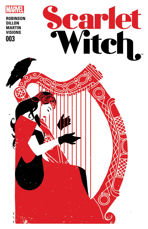 Scarlet Witch (2015) #3